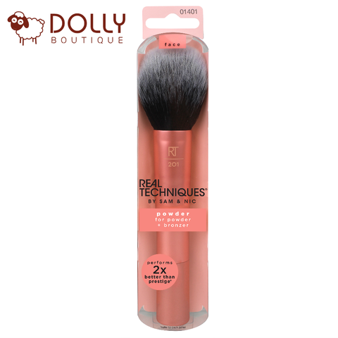 CỌ PHẤN PHỦ REAL TECHNIQUES ULTRA PLUSH POWDER MAKEUP BRUSH