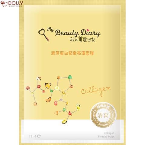 MẶT NẠ MY BEAUTY DIARY COLLAGEN FIRMING MASK