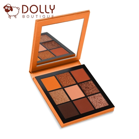 PHẤN MẮT HUDA BEAUTY OBSESSIONS EYESHADOW PALETTE TOPAZ