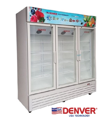 Tủ mát Denver AS 2200GTL