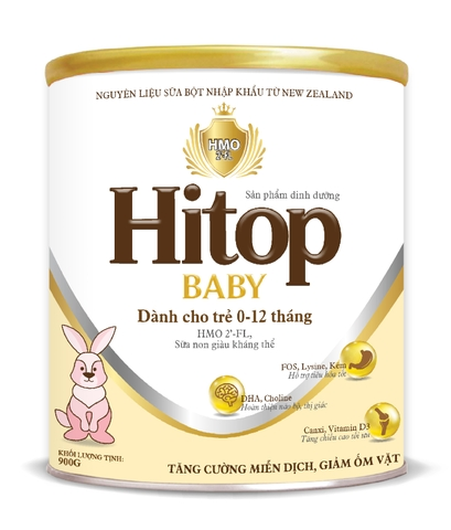 HITOP BABY 900G