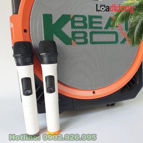 loa kéo acnos kb39u