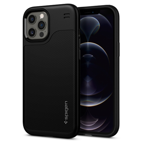 Ốp Spigen For iPhone 12 Pro Max (6.7-inch) Case Hybrid NX (ACS01475)