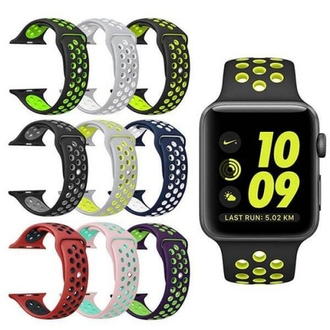 Dây Apple Watch Sport Nike+ 38 & 40mm