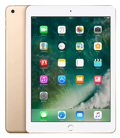 iPad Gen 5 128GB 2017 4G 99%