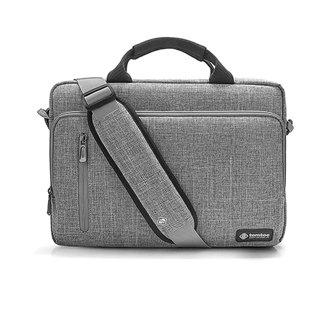 TÚI XÁCH TOMTOC (USA) BRIEFCASE FOR ULTRABOOK 15″ GRAY