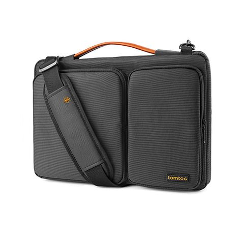 TÚI ĐEO TOMTOC (USA) 360* SHOULDER BAGS MACBOOK 15″