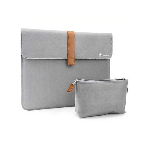 TÚI CHỐNG SỐC TOMTOC (USA) ENVELOPE + POUCH MACBOOK AIR/RETINA13""
