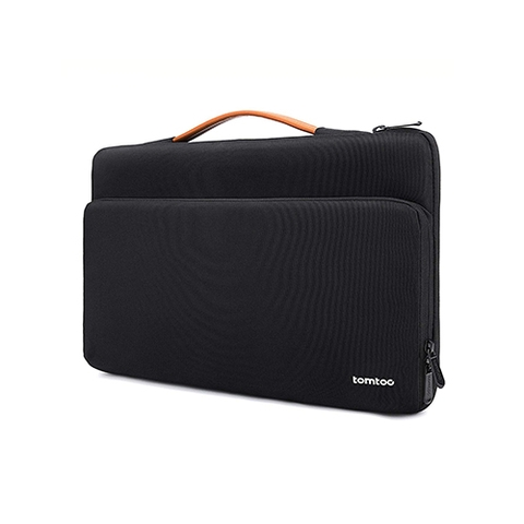 "TÚI XÁCH CHỐNG SỐC TOMTOC (USA) BRIEFCASE MACBOOK PRO 13"" NEW BLACK"