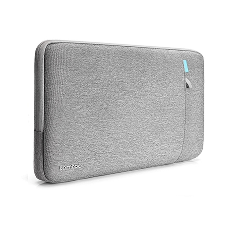 "TÚI CHỐNG SỐC TOMTOC (USA) 360° PROTECTIVE MACBOOK PRO 15"" NEW GRAY"