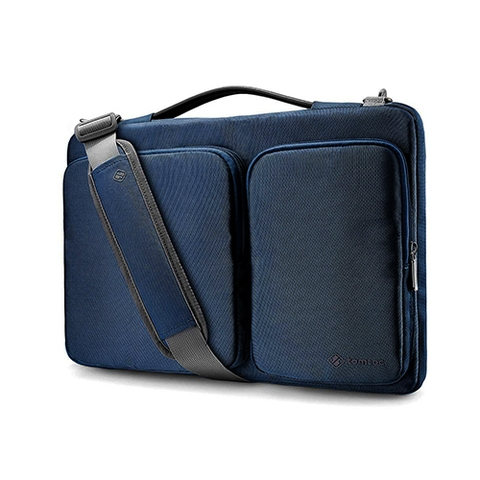 TÚI ĐEO TOMTOC (USA) 360* SHOULDER BAGS MACBOOK 13″
