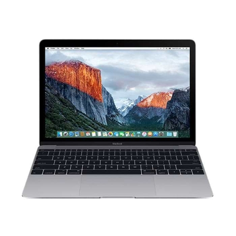 Macbook 12 inch 2017 MNYF2 Gray 99%