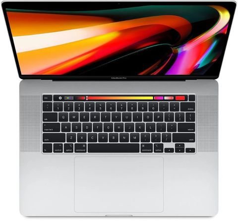 macbook pro 16 inch mvvm2 core i9 silver