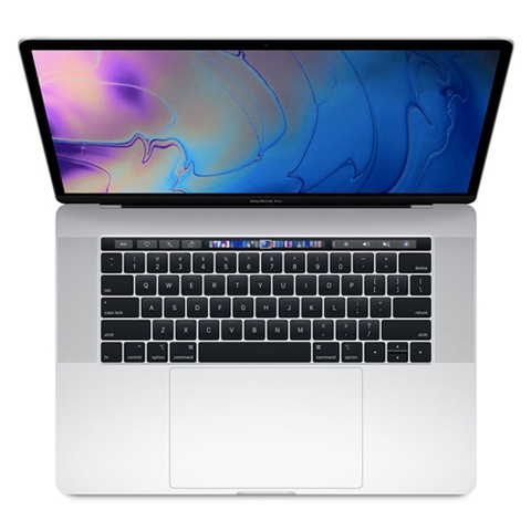 Macbook Pro 15 inch 2018 MR962 Silver Cũ 99% (i9/16G/512G/555X)
