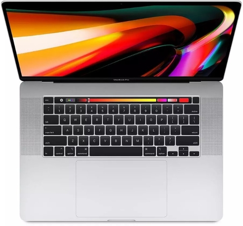 Macbook Pro 16 inch CTO MVVM2 Core i9 2.3Ghz 32GB 1TB 5500M 8GB - Silver