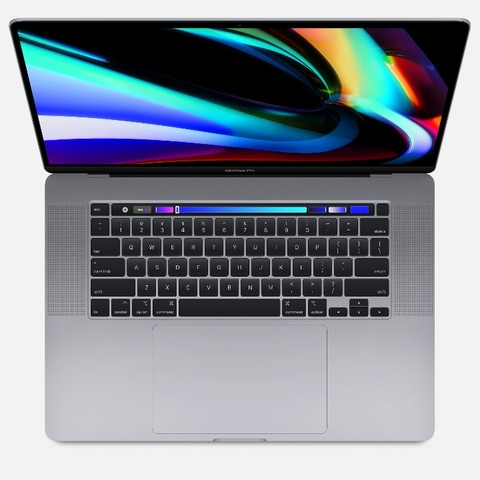 Macbook Pro 16 inch 2019 MVVJ2 Gray Cũ 99% (i7 2.6 32GB 512GB 5300M)