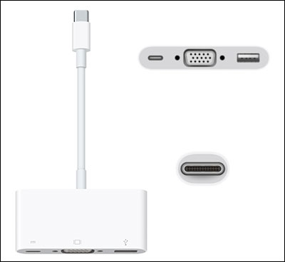 Apple USB-C Digital HDMI Multiport Adapter