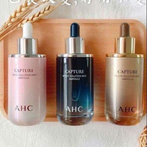 Kem Dưỡng da AHC capture Solution Max Cream