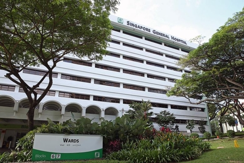 Singapore General Hospital (SGH)