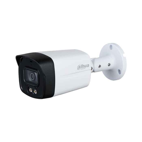 CAMERA HDCVI 2MP FULL COLOR DAHUA HAC-HFW1239TLMP-LED