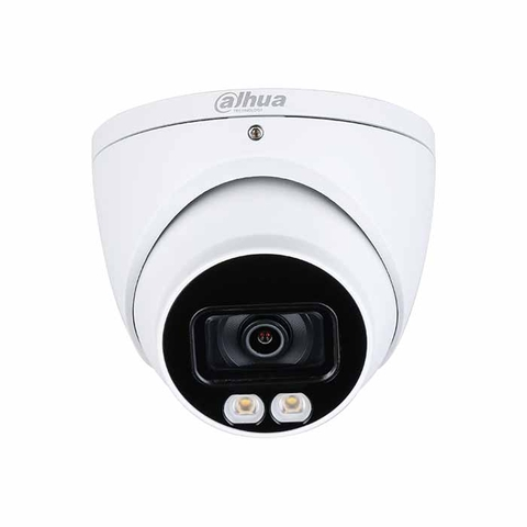 CAMERA HDCVI DOME 5MP FULL-COLOR DAHUA DH-HAC-HDW1509TP-LED