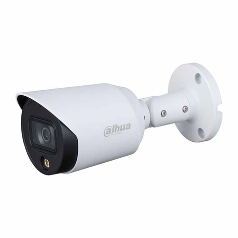 CAMERA HDCVI 5MP FULL-COLOR DAHUA DH-HAC-HFW1509TP-A-LED