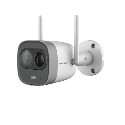 CAMERA IP WIFI 2.0MP KBONE KN-2003WN.PIR