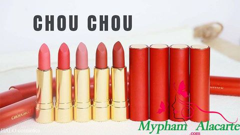 SON CHOUCHOU SIGNATURE PREMIER MATT ROUGE RED LIMITED EDITION