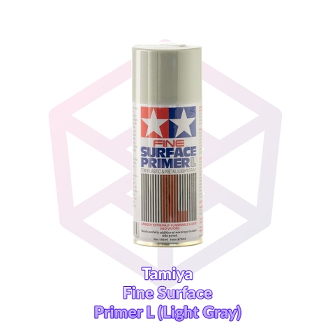 Tamiya Fine Surface Primer L (L.Gray) [87064]