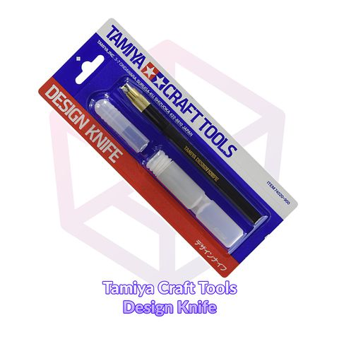 Tamiya Design Knife [74020]