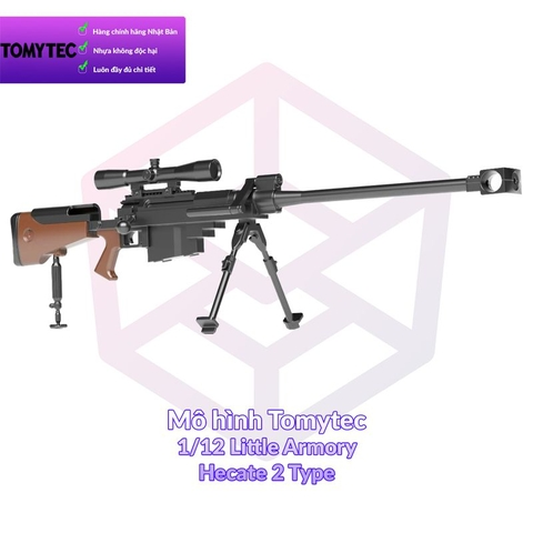 Tomytec 1/12 Little Armory (LA052) Hecate 2 Type