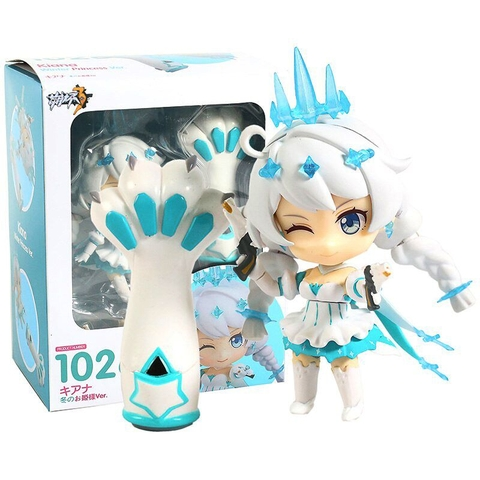 Nendoroid 1026 Kiana Winter Princess Ver CN