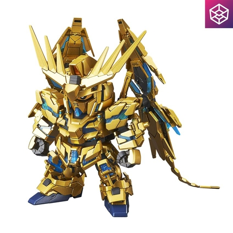 Bandai SDCS 07 Unicorn Gundam 03 Phenex (Destroy Mode) (Narrative Ver.)