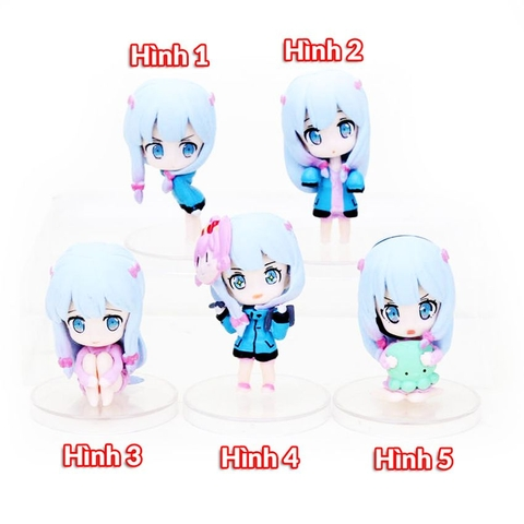 Eromanga Petit Sagiri ga Ippai Collection