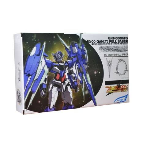 Phụ kiện Gundam Effect Wings RG Qan[t] Full Saber [3GD]