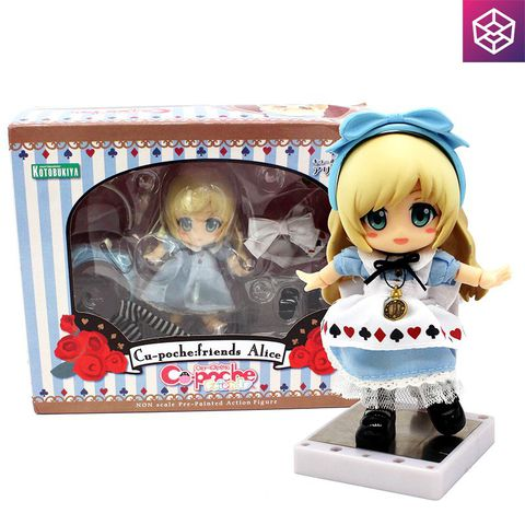 Cu-Poche Friends Alice CN