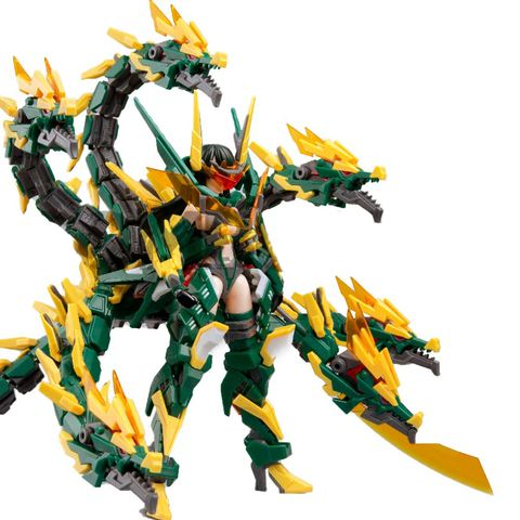 Mô Hình MS GENERAL MG-02 Guan Yu DX Ver [MIC]