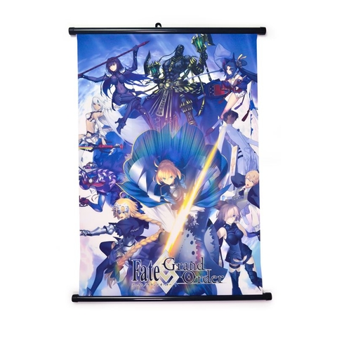 Poster Lụa 40x60 - Fate GO