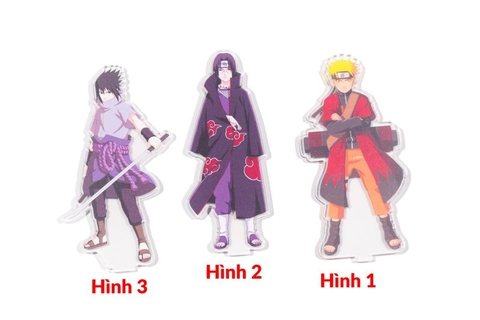 Standee 15cm - Naruto