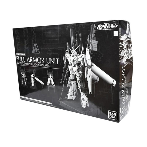 P-Bandai PG Full Armor Expansion Unit For Unicorn Gundam