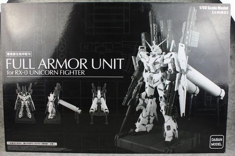 Daban PG Full Armor Expansion Unit For Unicorn Gundam