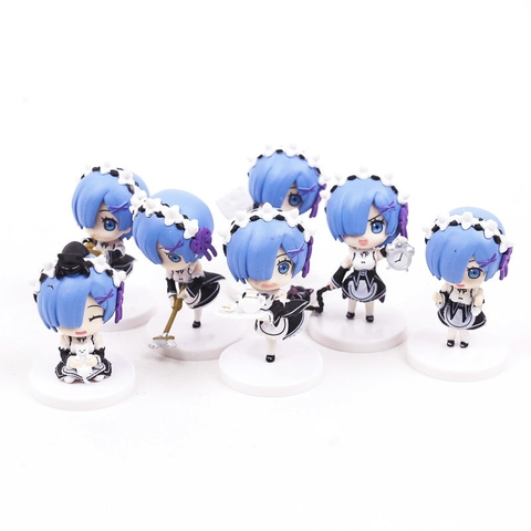 Re:Zero Collection Figure REM Otetsudai Series
