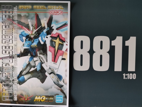 Mô hình Gundam Daban MG 8811 Force Impulse [3GD]