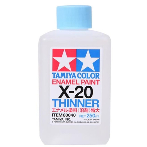 Tamiya Thinner Enamel Paint X20