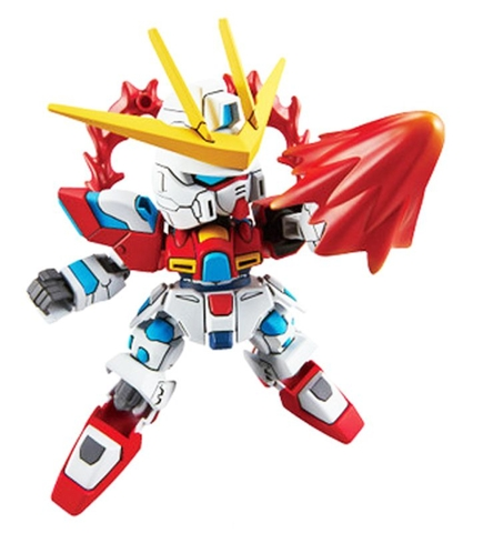 Bandai SD EX-Standard 11 Try Burning Gundam