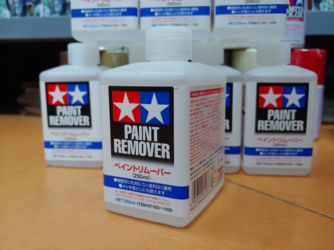 Tamiya Paint Remover (250ml) [87183]