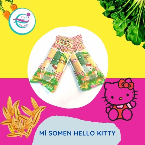 Mì Somen Hello Kitty