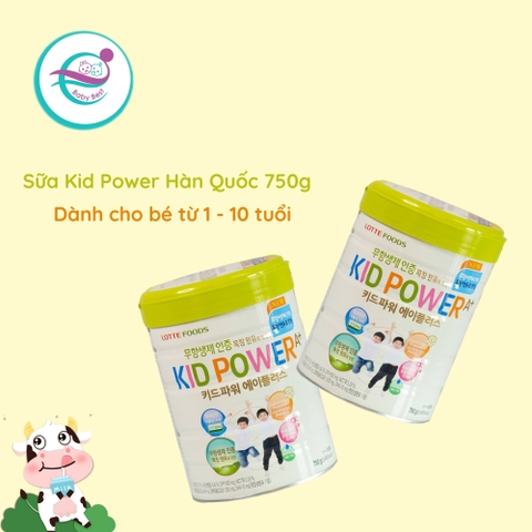 Sữa kid Power 750g