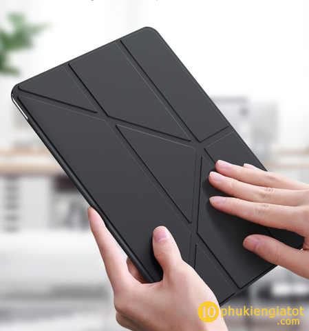 Bao Da iPad Pro 10.2 Baseus Jane Y-Type Leather Case