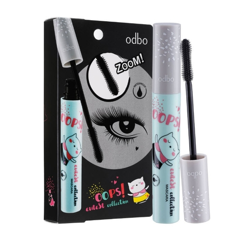 [KHÔNG TRÔI] Mascara Oops! Cutest Collection OD904